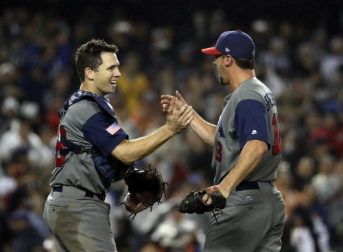 Buster Posey appreciates World Baseball Classic experience