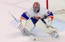 The goalie Islanders didn't want now the one they need