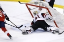 Arizona Coyotes flop in 1-3 defeat to Florida Panthers
