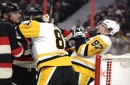 Penguins fall in a shootout in Ottawa, remain in second in Metropolitan Division