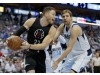 Clippers crumble late, lose to Mavericks, 97-95