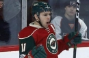 WATCH: Zach Parise scores his 17th goal of the season