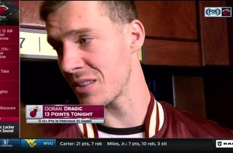 Goran Dragic: It felt like we couldn't get a good read on offense