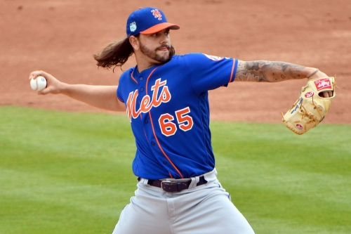 Robert Gsellman likely to start 2017 in Mets' rotation