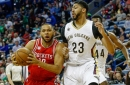 NBA Preview: Anthony Davis hopes to lead Pelicans to another surprise win over Rockets