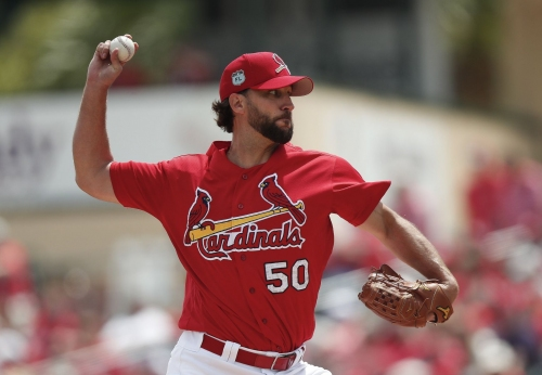 Cardinals notes: Wainwright better in his latest outing