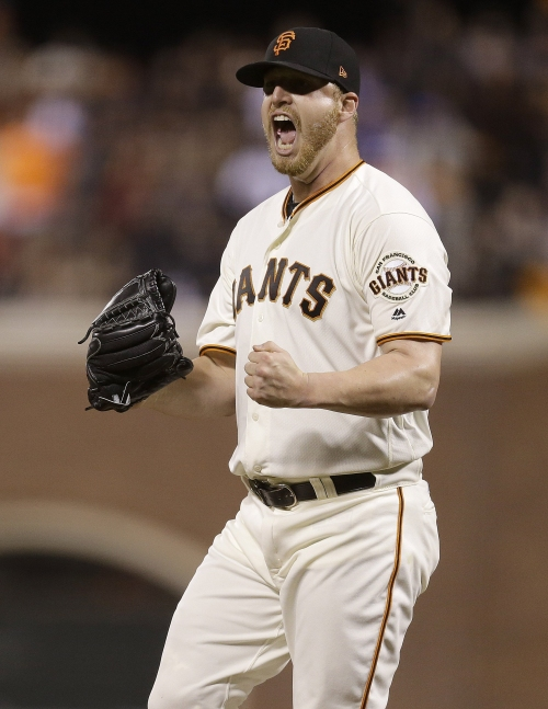Giants notes: Tommy John surgery recommended for left-hander Will Smith