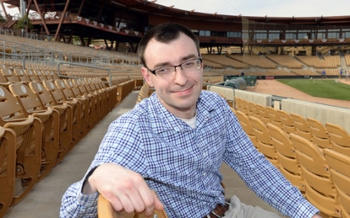 Jason Benetti on calling Sox games: 'I could do this forever'