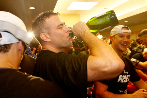 Cubs prez Theo Epstein named world's greatest leader by Fortune