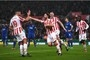 Jon Walters promises a kicking for Stoke City team-mate tonight