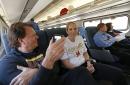 All Aboard! Maryland women ride rails to NCAA regional The Associated Press