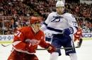 Red Wings vs. Lightning: Detroit is 0-3 vs. Tampa Bay this season