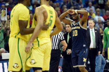 Derrick Walton Jr.'s heroics should not be lost in Michigan's crushing loss