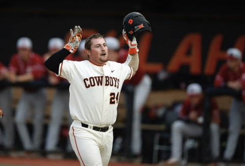 Big 12 baseball journal: Cowboys surging into Big 12 play