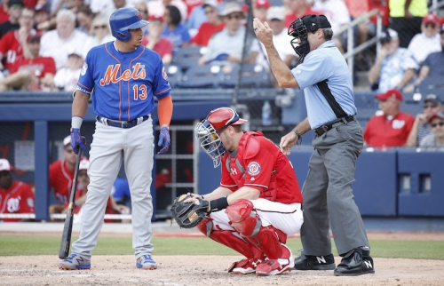 What Mets' Asdrubal Cabrera said to get ejected, why he decided to get even with ump