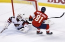 Panthers stay in the chase with 3-1 win over Coyotes