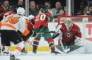 Flyers 3, Wild 1: 10 things we learned from a solid road win