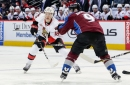 Avs Will Play Two Games in Sweden Next Season