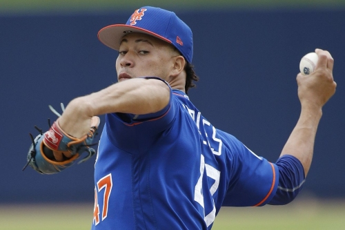 Hansel Robles could help Mets greatly with a step forward in 2017