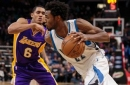 Preview: Wolves at Lakers
