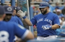 Blue Jays lineup taking shape