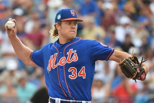 Noah Syndergaard makes fourth Grapefruit League start | Mets lineup vs. Astros