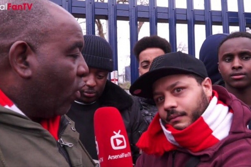 WATCH: Saluting our Troopz, An ode to an Arsenal Fan TV legend