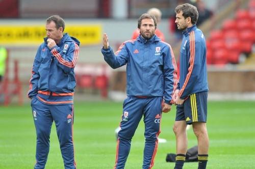 More change at Middlesbrough as another member of Karanka's backroom team departs