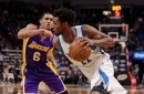 Wolves at Lakers: Who Wants it Less?