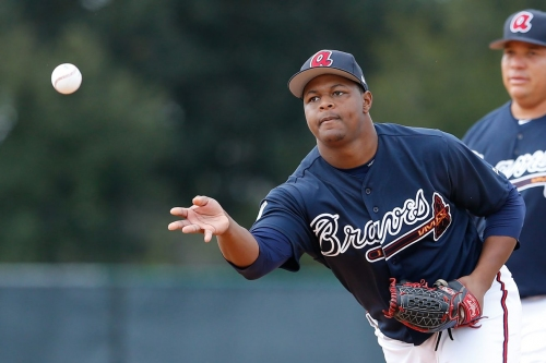 Mauricio Cabrera injury: Braves reliever dealing with elbow soreness