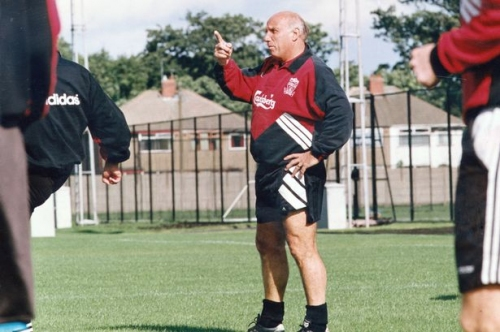 Listen to Liverpool legend Ronnie Moran in his own words - podcast