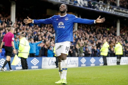 Lukaku quiet on Everton contract - but insists 'there's nothing wrong with ambition'
