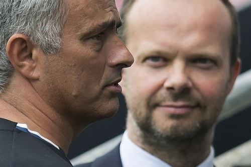 Manchester United boss Jose Mourinho is in Zagreb as he 'meets Ivan Perisic agent'