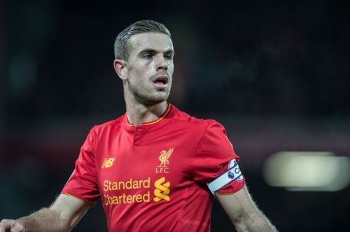 Henderson - Signing for Liverpool was surreal and the day I ran off the pitch in tears