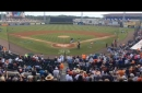 Watch Jim Leyland, Alan Trammell throw ceremonial first pitches in Lakeland