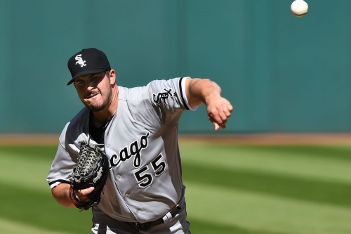 Rodon scratched from start due to bicep tightness