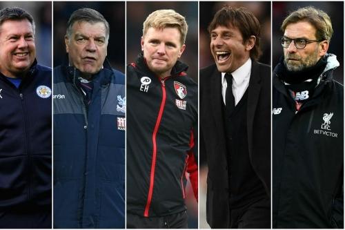 Antonio Conte, Eden Hazard nominated for monthly Premier League awards