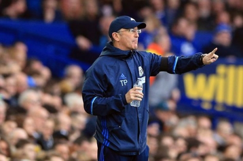 West Brom: Tony Pulis on the need to look beyond 40 points