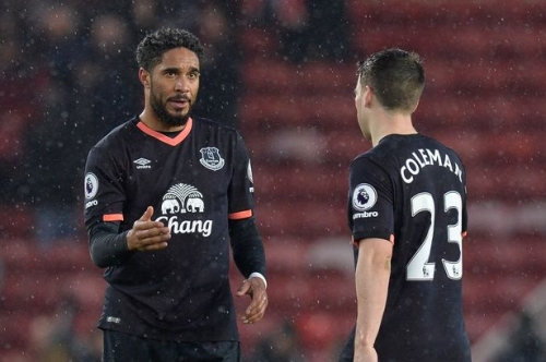 Everton pair Coleman and Williams set to make Blues history in Dublin tonight