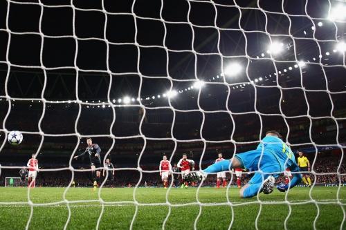 Future Match Report, 20/2/2018: Arsenal 1-5 Bayern Munich, Wenger's Men Run Riot