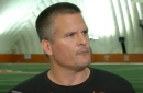 WATCH: Texas Longhorns DC Todd Orlando discusses effort, what he wants from LBs