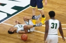 Foster Loyer 'can't wait' to join Spartans after big Breslin Center performance