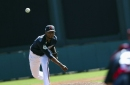 Teheran throws six solid innings in Braves loss to Tigers