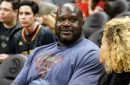 Shaquille O'Neal once stormed a Lakers' practice court butt-naked
