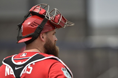 Rays sign Derek Norris to one-year contract