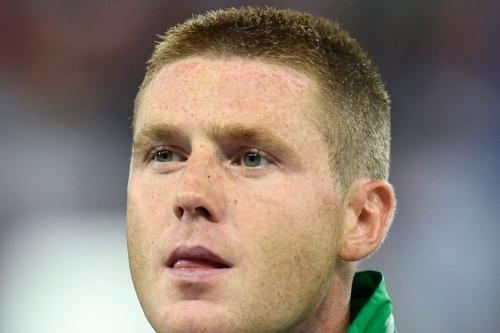 James McCarthy aggravates hamstring injury on Republic of Ireland duty