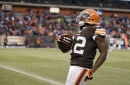Report: Suspended Browns receiver Josh Gordon hopes NFL rules on reinstatement in month or so
