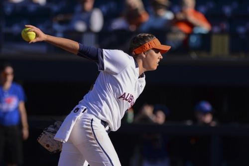 Auburn prepared for low-scoring games at Florida in top 10 softball series