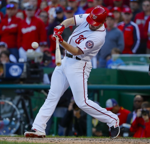 Nationals 2B Murphy confident he will be ready for season The Associated Press