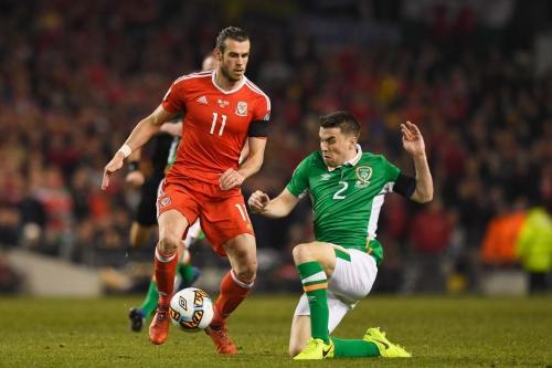 Seamus Coleman breaks leg in Ireland game